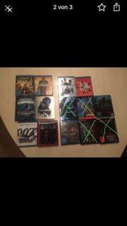 verschiedene DVD s Blue Ray