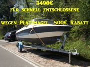 Motorboot Hammerneister Dorado 50PS AB