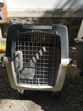 Flugbox Hunde Box Kennel Transportbox