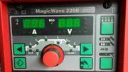 Fronius Magicwave 2200 Job Wig