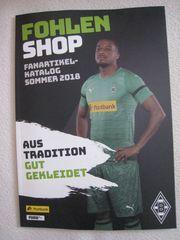 NEU - Fohlen-Shop Fanartikel-Katalog Sommer 2018