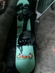 Snowboard Burton t 43 inkl