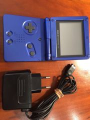 Nintendo Game Boy Advance blau