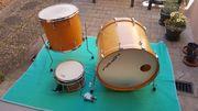 Wahan Beech Schlagzeug aus der