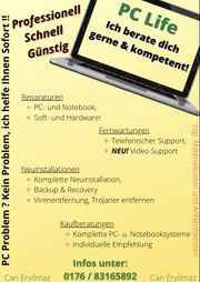 PC Notebook Reparatur