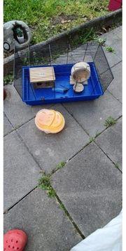 Hamsterkäfig Kleintierkäfig Ca 60 x