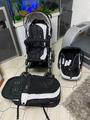Kinderwagen Abc 3in1