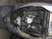 Motor mit guter Kompression erst