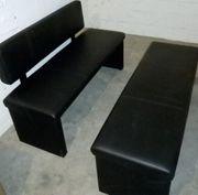 Designer Esstisch Bänke