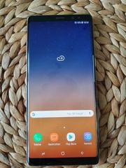 Samsung Note 8 mit Zubehör