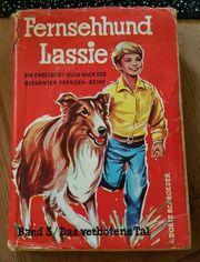 BuchFernsehhund LassieBand 3Das verbotene Tal1959