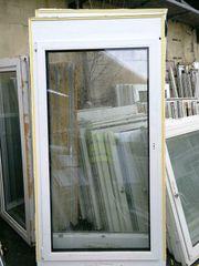 2 Balkontüren mit 3 Fachverglasung
