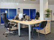 Schöne Büroflächen mit Teeküche im