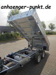 PKW Anhänger grosser Kipper 2700kg