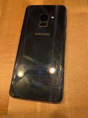 samsung Galaxy s9 Karton Zubehör