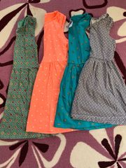Mädchenkleider 134