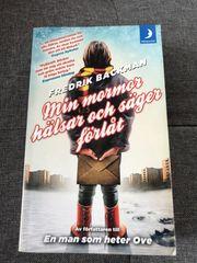 Schwedisches Buch auf schwedisch geschrieben