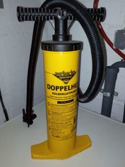 Doppelpumpe Luftpumpe Wehnke
