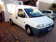 Fiat Scudo 2 0JTD Kasten