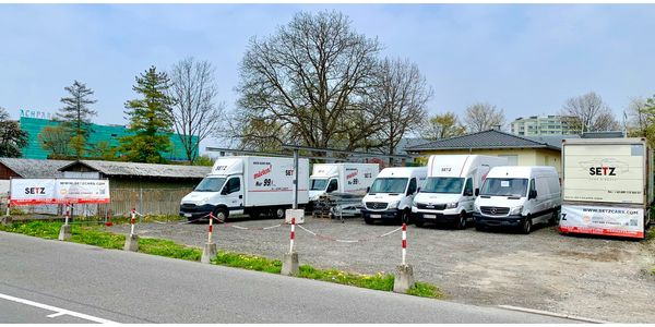 Transporter mieten in Lauterach