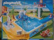 Playmobil Delphinpool