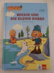 Lesebuch Leseanfänger Wickie und die