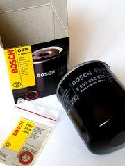 Bosch 0318 Ölfilter für Nissan