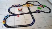 RIESEN Playmobil 123 Set Eisenbahn