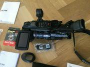 Canon XF-705 Camcorder