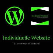 WordPress - Unternehmensseite - Homepage Website Internetseite