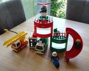 Lego Duplo Polizei- und Feuerwehrstation