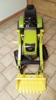 CLAAS Kinder-Tret-Tracktor rolly trac lader