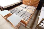 Bett mit Lattenrosten 200x160 - HH20091