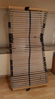 Lattenrost 90cm x 200cm Einstellbar