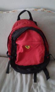 Rucksack Ferrari