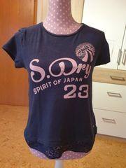 verschiedene Superdry T-shirts