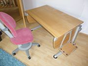 Moll Schreibtisch mit Stuhl
