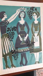 Farbdrucke von Heinz Friedrich