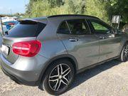 Mercedes GLA 4-matic AHK wenig