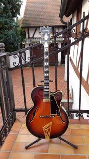 D Angelico NYL-2 Archtop Jazz