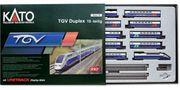 TGV Duplex 10-teilig von Kato