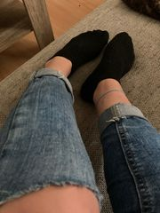 Fußbilder Socken