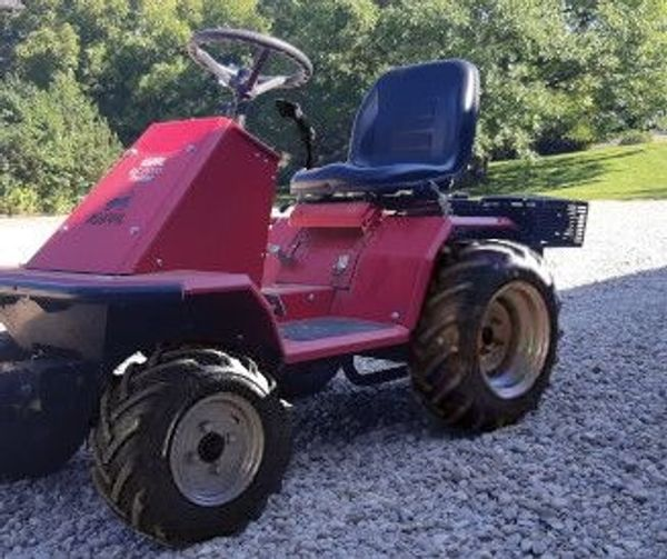 Köppel Traktor