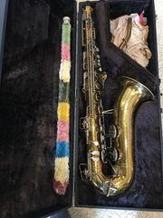 Saxophon Tenorsaxophon Buescher Super 400