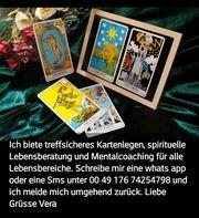 Treffsicheres Kartenlegen - Mentalcoaching für alle