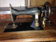 Antike SINGER - Nähmaschine