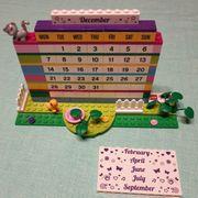 LEGO Friends Brick Calendar neuwertig