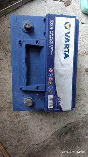 Varta Autobatterie 12V 60Ah