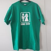 Motto Shirt Gimmick Hochzeit Junggeselle
