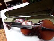 Geige Dachbodenfund